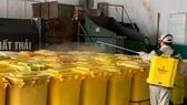 TPHCM tăng khả năng xử lý rác thải liên quan đến dịch Covid-19