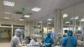 Chi viện nhân lực y tế kịp thời cho phía Nam