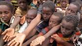 100.000 trẻ em Ethiopia có nguy cơ chết đói