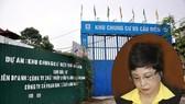 Bà Châu Thị Thu Nga (ảnh nhỏ) và dự án B5 Cầu Diễn