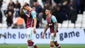 West Ham đã có mùa giải không thành công