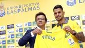 Vitolo là thương vụ đắt nhất nội bộ La Liga mùa hè 2017.