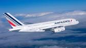 Máy bay của hãng hàng không Pháp Air France. Ảnh: Frankfurt-airport