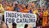 Tây Ban Nha siết chặt chi tiêu của vùng Catalonia