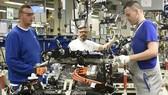 Thị trường lao động Đức đang phát triển theo hướng tích cực. Ảnh: Reuters
