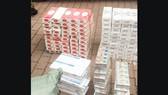 Bắt xe chở hơn 5.200 gói thuốc lá lậu