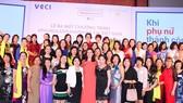 """Các gương mặt nữ doanh nhân Việt của chương trình  """"Phụ nữ là doanh nhân"""" tại Việt Nam"""
