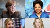 Bà Angela Merkel năm thứ 7 liên tiếp đứng đầu danh sách Phụ nữ quyền lực nhất thế giới