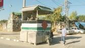 Kiểm soát an ninh tại Dải Gaza