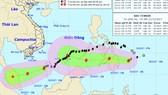 Thông tin mới nhất về bão Kai-tak và bão Tembin