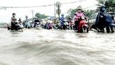 Bão số 1 suy yếu thành áp thấp nhiệt đới, TPHCM có thể ngập sâu do triều cường