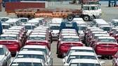 Nhập khẩu ô tô giảm mạnh, giá bán vẫn ở mức cao