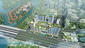 Phối cảnh Dự án New City Thủ Thiêm