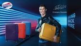 Va li American Tourister chọn Cristiano Ronaldo làm đại sứ thương hiệu