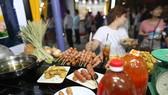 Không gian ẩm thực Bốn mùa hương sắc