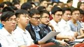 Sinh viên Đại học Bách khoa Hà Nội là một trong những trường có điểm chuẩn đầu vào rất cao