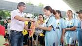 Nhà máy Bình Điền - Tây Ninh chính thức đi vào hoạt động đã giúp Bình Điền - MeKong phát triển ổn định hơn