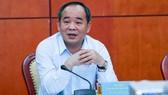 Thứ trưởng Lê Khánh Hải.Ảnh: Bộ VHTTDL
