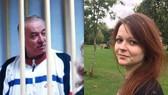 Cựu điệp viên hai mang người Nga Sergei Skripal và con gái bị đầu độc tại thành phố Salisbury của Anh. Ảnh: ABC