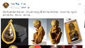 Chợ bùa ngải trên mạng xã hội