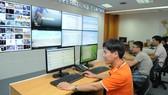 Hoạt động tại doanh nghiệp công nghệ thông tin, viễn thông trong KCX Tân Thuận. Ảnh: THÀNH TRÍ