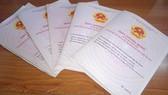 Chấn chỉnh công tác cấp giấy chứng nhận tại quận 12