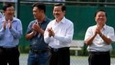 Khai mạc giải quần vợt doanh nhân – Cúp MD lần VII