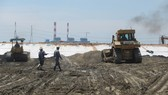 Các địa phương chủ động lập kế hoạch sử dụng tro, xỉ vào mục đích san lấp mặt bằng