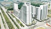 Lượng tiêu thụ căn hộ tại TPHCM giảm
