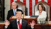 Tổng thống Mỹ đọc Thông điệp Liên Bang năm 2019