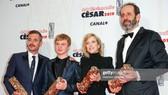 """Giải thưởng điện ảnh César 2019""""Custody"""", phim về bạo lực gia đình, giành giải Phim hay nhất"""