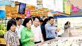 Đảm bảo thực phẩm sạch là ưu tiên hàng đầu của hệ thống siêu thị Saigon Co.op