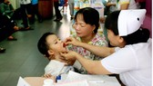 Nỗi lo trẻ suy dinh dưỡng thấp còi