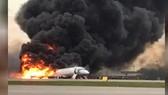 Ít nhất 41 người thiệt mạng trong vụ cháy máy bay tại Nga