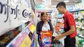 Hàng Việt đang được giảm giá sâu để hỗ trợ sức mua cho người tiêu dùng tại hệ thống siêu thị Co.opmart