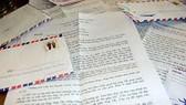 Chuyển đơn thư của bạn đọc đến cơ quan chức năng
