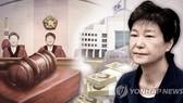 Cựu Tổng thống Hàn Quốc Park Geun-hye bị kết án 5 năm tù