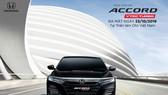 Hôm nay 23-9, Honda Việt Nam chính thức nhận đặt hàng Honda Accord thế hệ thứ 10