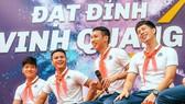 """Cuộc thi """"tiếp lửa đam mê"""": Cơ hội đồng hành cùng ĐTQG Việt Nam tại Vòng loại World Cup 2022"""