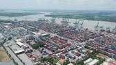 Cảng biển được đánh giá là khu vực phát thải nhiều khí nhà kính. Ảnh: CAO THĂNG