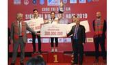Sinh viên ĐH Sư phạm TPHCM đoạt giải quán quân siêu trí nhớ