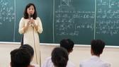 Bài 4: Giáo viên trung học phổ thông - Tự hào người truyền lửa