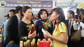 Hội chợ hàng Việt tạo được sức hút với người tiêu dùng nông thôn