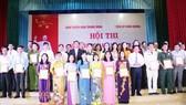 Hội thi báo cáo viên giỏi khu vực 3 năm 2019