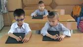 Chuyển SGK mới sang sách chữ nổi Braille cho học sinh khiếm thị