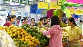 Sôi động thị trường trái cây