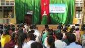 Lễ khai mạc kỳ thi tuyển công chức tỉnh Phú Yên năm 2017-2018 - Ảnh: phuyen.gov.vn