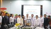 Khoa Thận nhân tạo Bệnh viện Chợ Rẫy đạt ISO 9001:2015