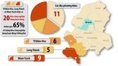 Xem xét dừng mở thêm khu công nghiệp tại TP Biên Hòa và 2 huyện