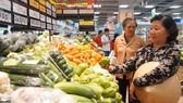 Tiêu thụ rau quả tại hệ thống của Saigon Co.op trên địa bàn TPHCM  đạt bình quân 1.100 tấn/tháng